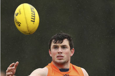 Aussie Rules Brent Daniels EXPERIENCE