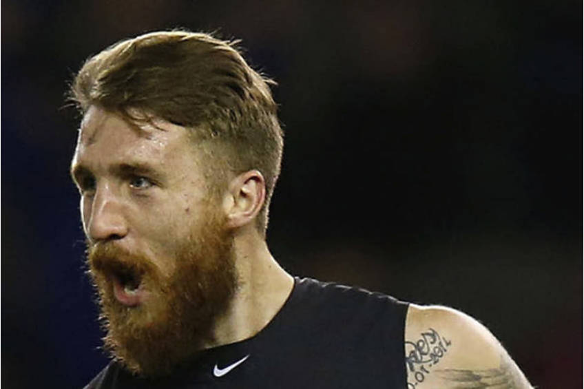 Aussie Rules Zach Tuohy EXPERIENCE0