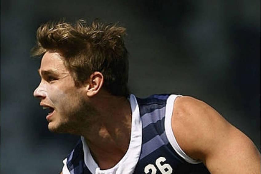 Aussie Rules Tom Hawkins EXPERIENCE0