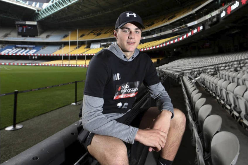 Aussie Rules Jordan Clark EXPERIENCE0