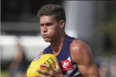 Aussie Rules Rory Lobb EXPERIENCE