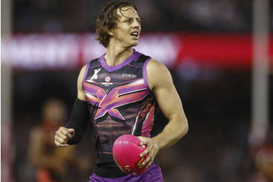 Aussie Rules Nathan Fyfe EXPERIENCE