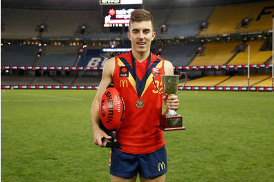 Aussie Rules Luke Valente EXPERIENCE