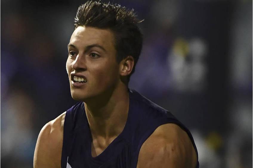 Aussie Rules Ethan Hughes EXPERIENCE0