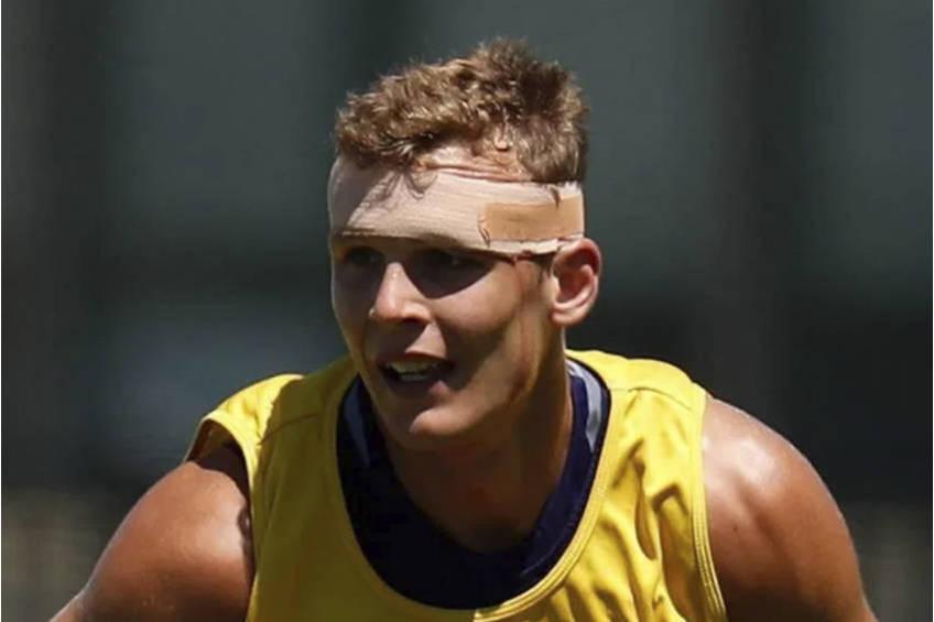 Aussie Rules Brett Bewley EXPERIENCE0