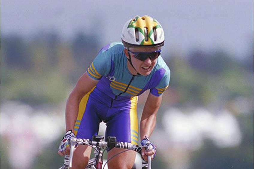 Cycling Legend Kathryn Watt Experience0