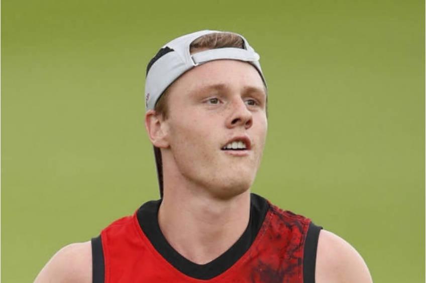 Aussie Rules Trent Mynott experience0