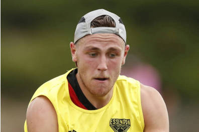 Aussie Rules Josh Begley EXPERIENCE