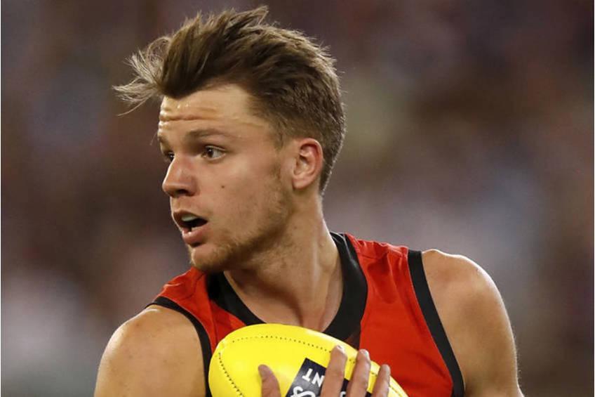Aussie Rules Jordan Ridley EXPERIENCE0