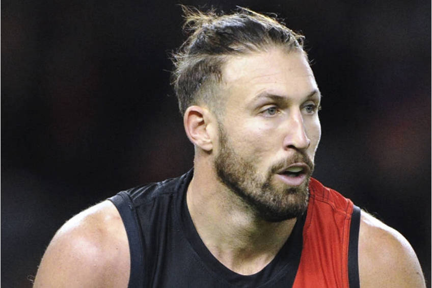 Aussie Rules Cale Hooker experience0