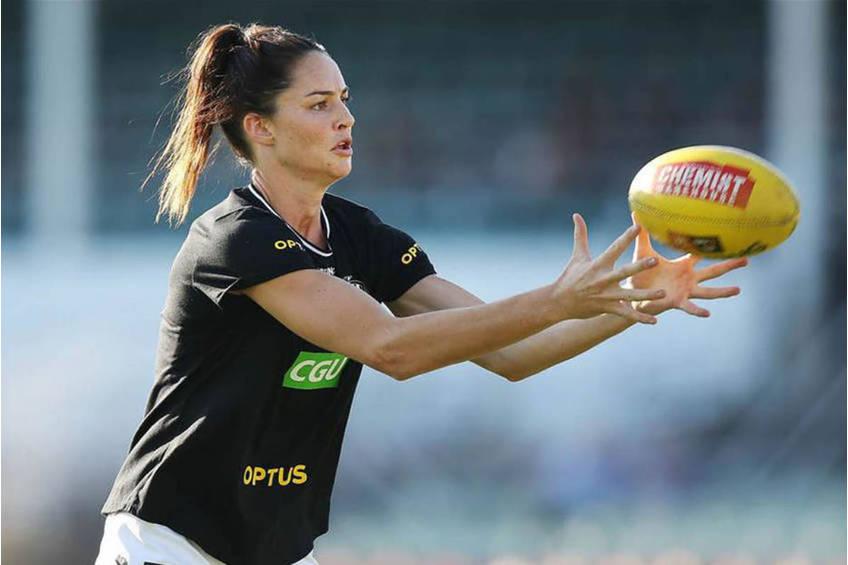Aussie Rules Sharni Layton EXPERIENCE0