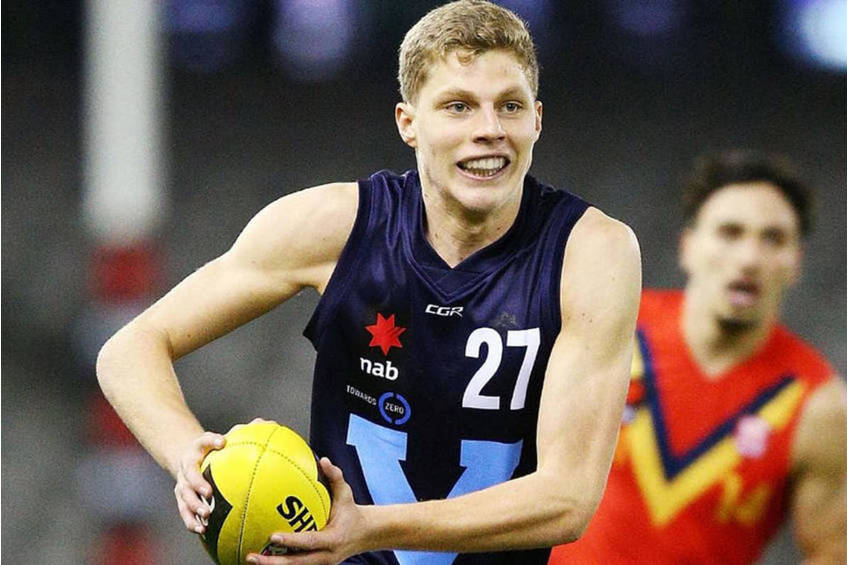 Aussie Rules Will Kelly EXPERIENCE0