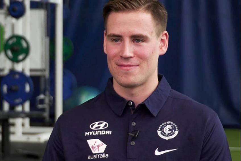 Aussie Rules Matt Owies EXPERIENCE0