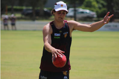 Aussie Rules Tom Joyce EXPERIENCE