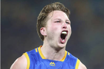 Aussie Rules Alex Witherden EXPERIENCE