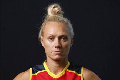 Aussie Rules Erin Phillips EXPERIENCE