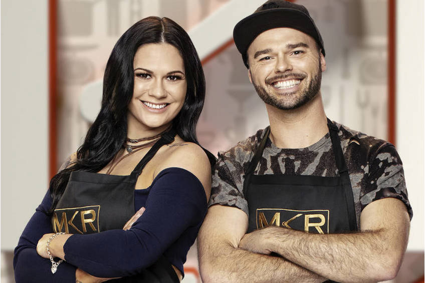 My Kitchen Rules' Blake Proud Experience0