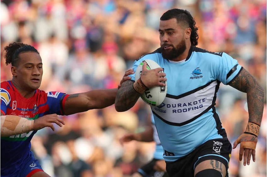 Book NRL Star Andrew Fifita for an experience1