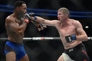 Dan Kelly UFC Training Experience2