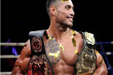 Boxer Carlos Ulberg Experience