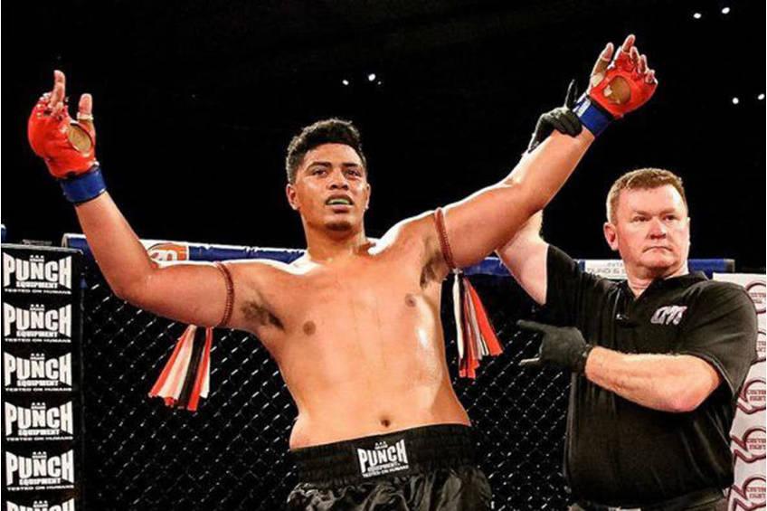 Kickboxer Junior Tafa Experience1