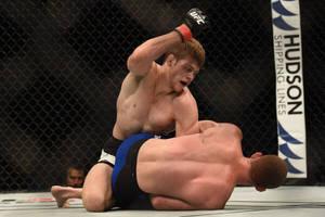 Jake Matthews UFC Experience1