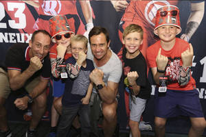 Melbourne Renegades Lounge Experience2