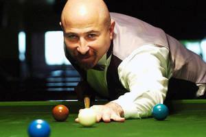 Robby Foldvari Billiards Clinic Experience2