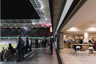Wanderers Ambassadors Lounge Experience