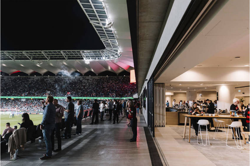 Wanderers Ambassadors Lounge Experience0