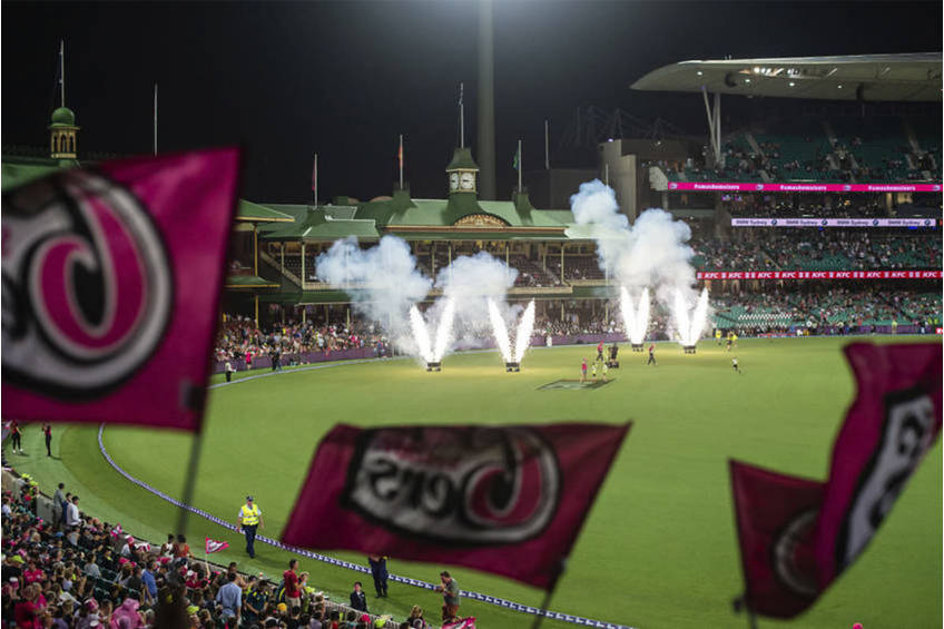 Sydney Sixers Private Suite Experience1