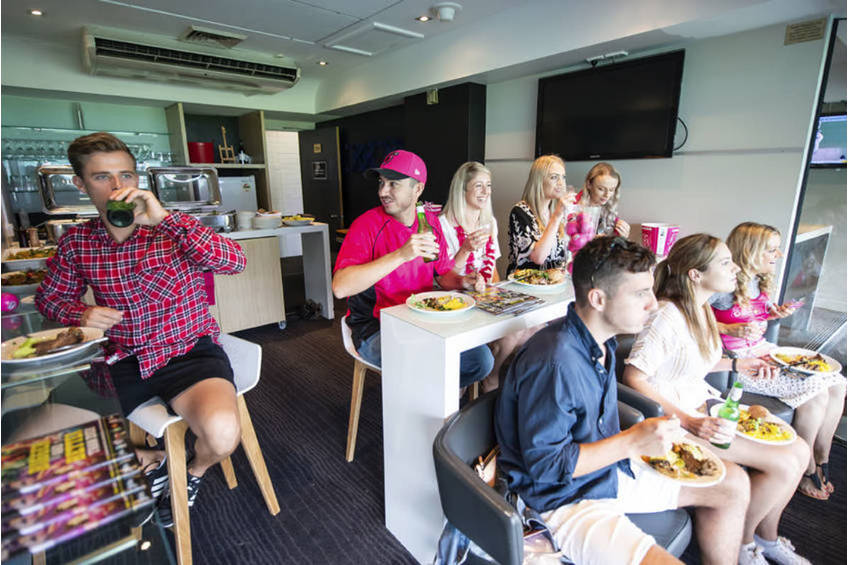 Sydney Sixers Private Suite Experience0