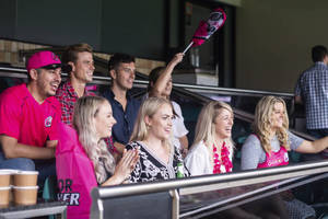 Sydney Sixers Open Air Box Experience0