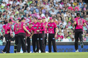Sydney Sixers Home Season Private Suite2