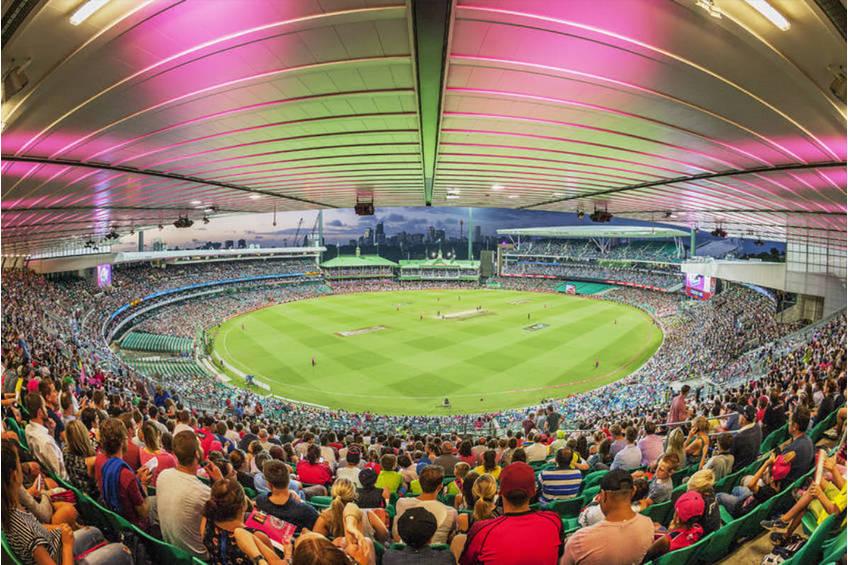Sydney Sixers Home Season Corporate Box1