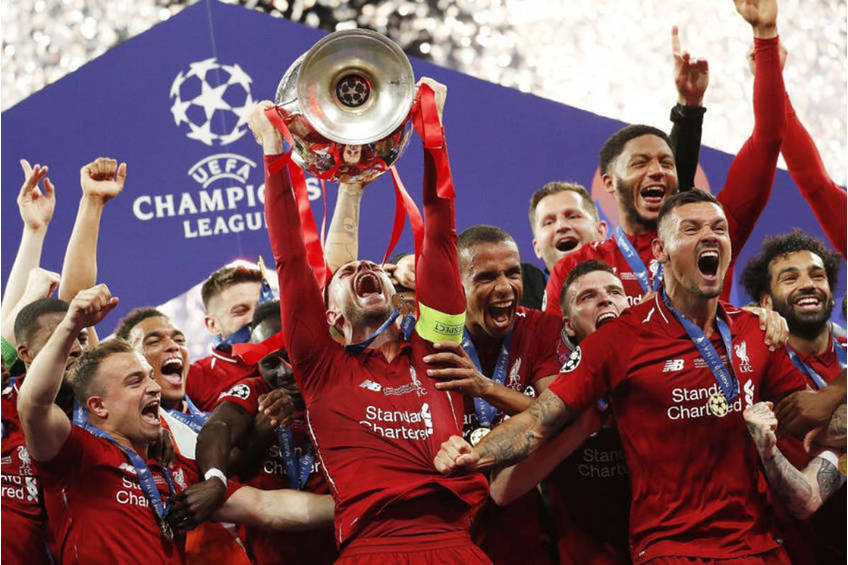 Liverpool FC Hospitality Packages0