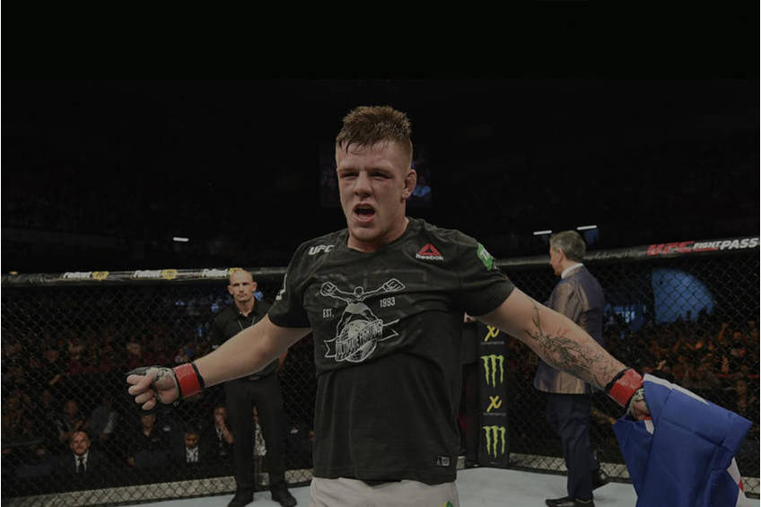 Jimmy Crute UFC Melbourne Experience2