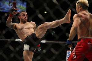 Alexander Volkanovski UFC Experience2