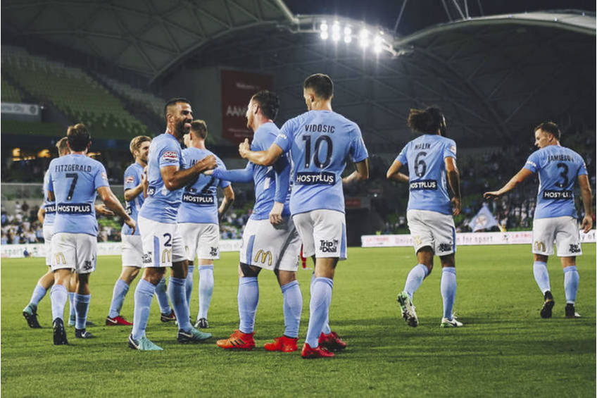 Melbourne City FC VIP Match Day Experience2