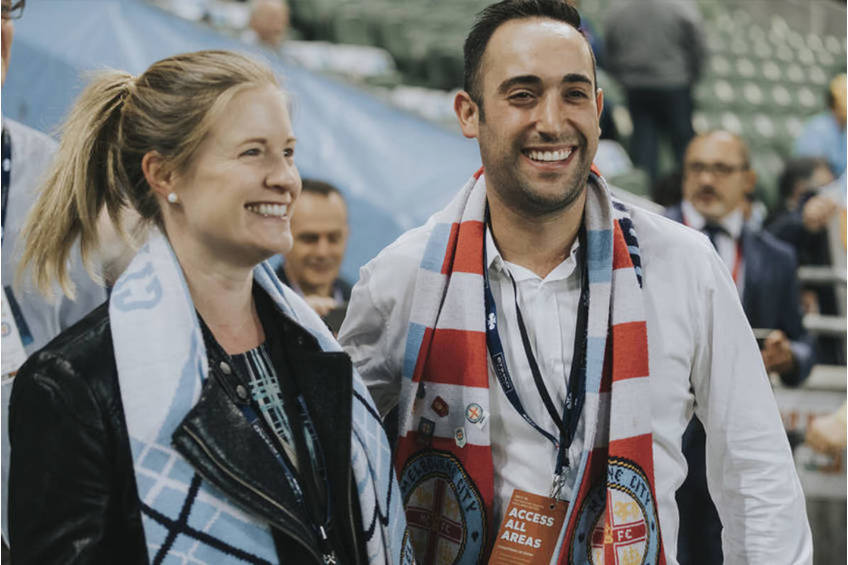 Melbourne City FC Chairman's Club Experience1
