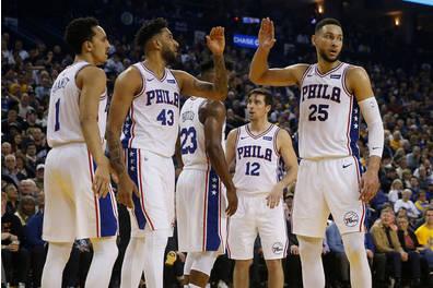 Philadelphia 76ers experiences