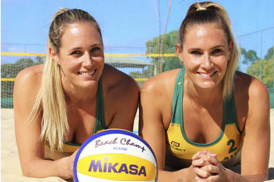 Pro Volleyball Team Mowen Experience