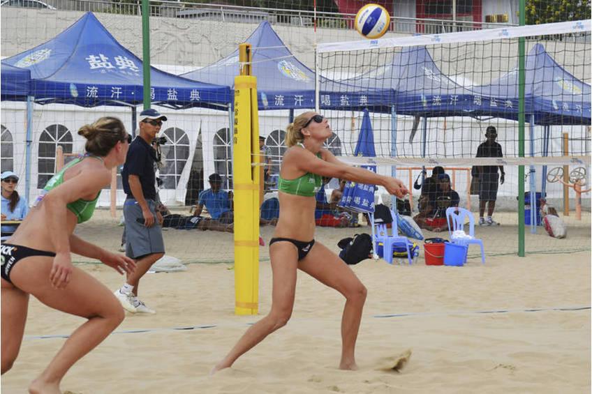 Pro Volleyball Team Mowen Experience2