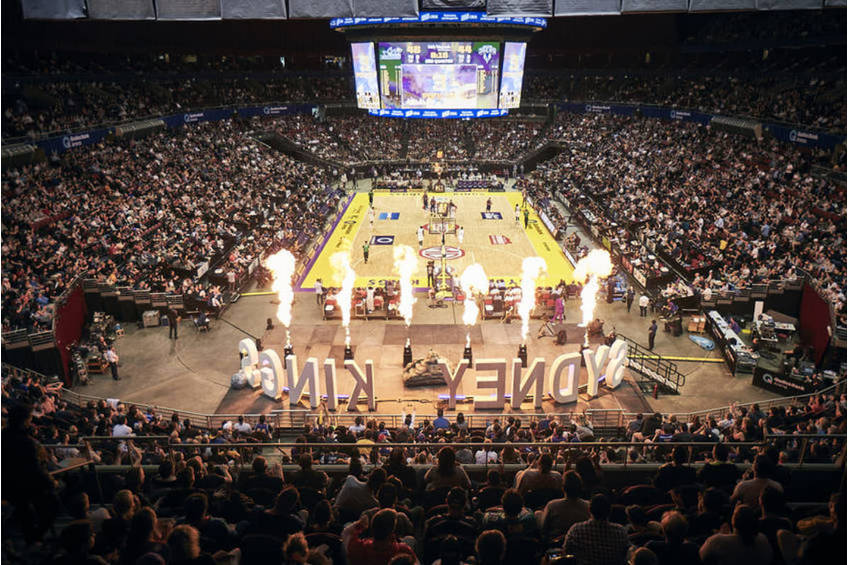 Sydney Kings Royal experience for 20 people0