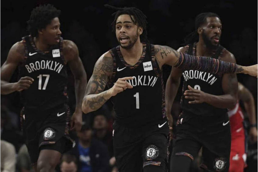 Brooklyn Nets play on the court experience1