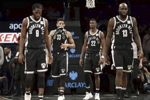 Brooklyn Nets play on the court experience2