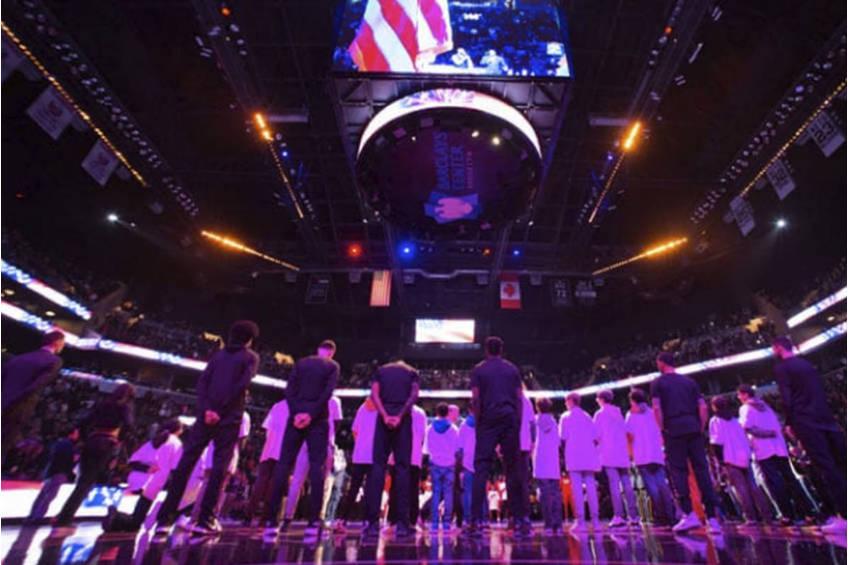 Brooklyn Nets Anthem Buddies Experience0