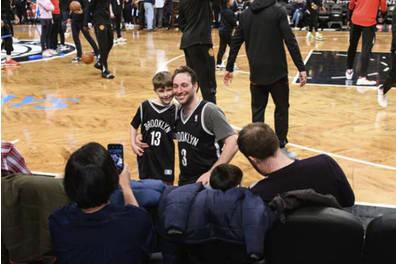Brooklyn Nets Pregame Shoot Experience
