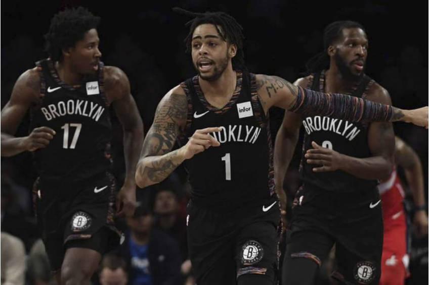 Brooklyn Nets High Five Line Experience1