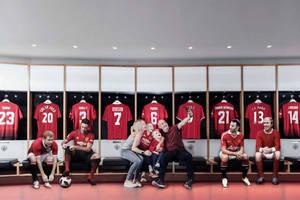 Manchester United Stadium Tour Experience0